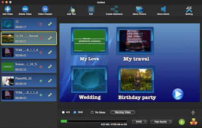 Dvd creator for mac review