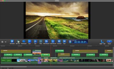 Video Editor Redux | David Team